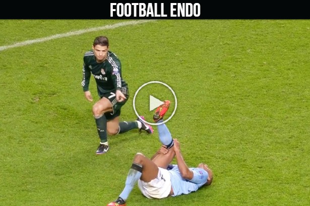 When Cristiano Ronaldo Attacks Alone