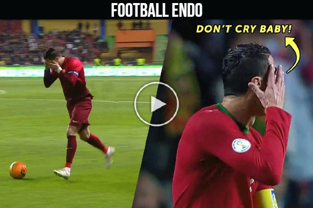 Cristiano Ronaldo Just Loves Trolling Opponents