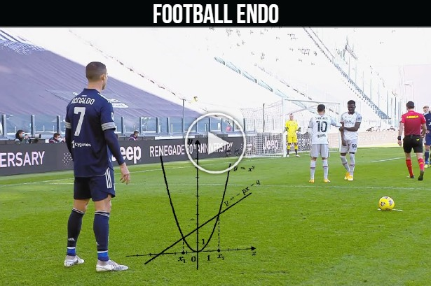 When Cristiano Ronaldo Breaks the Laws of Physics