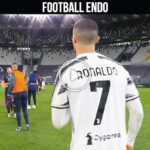 When Cristiano Ronaldo is Not Only Thinking of Himself