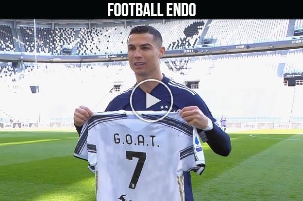 When Cristiano Ronaldo Made Juventus Fans Admire Him