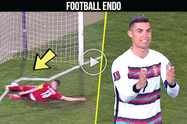 12 Times Referee Robbed Cristiano Ronaldo