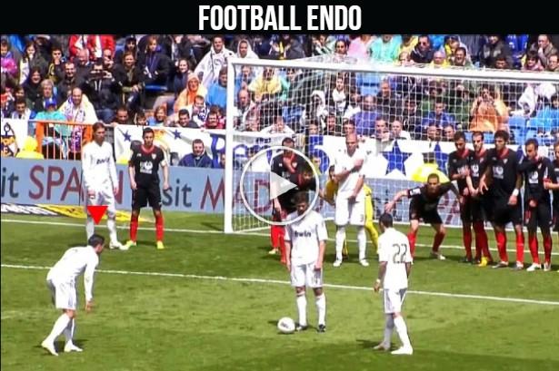 Cristiano Ronaldo Rare Goals In Football