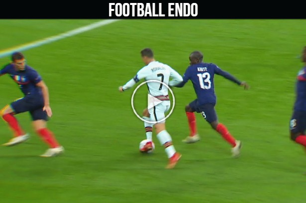 How Cristiano Ronaldo Humiliates Opponents With his Speed