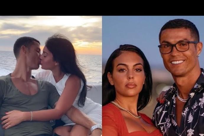 Video: Cristiano Ronaldo and Georgina Rodriguez Love Couple