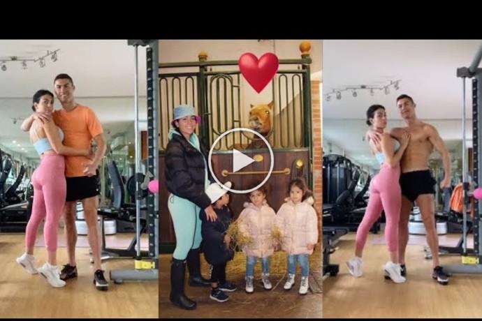 Video: Georgina Rodriguez Instagram Story