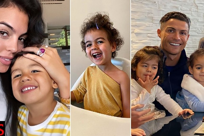 Cristiano Ronaldo's Busy Life With Kids and Girlfriend Georgina Rodríguez (Unseen VIDEOS) 2021