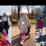 Video: Georgina Rodriguez with Children Cristiano JR & Mateo & Alana and Eva Amazing Moments