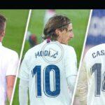 Video: Modric, Kroos, Casemiro - Greatest Midfield Trio