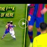 Video: When Lionel Messi Loses Control