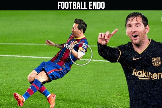 Video: DAMN! Lionel Messi Is Just Too Good