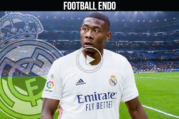 Video: David Alaba WELCOME to Real Madrid