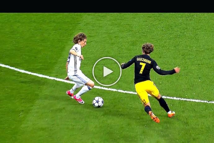 Video: Luka Modric Humiliating Players For Fun