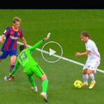 Video: Real Madrid Legendary Goals Vs Barcelona