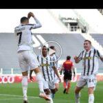Video: Cristiano Ronaldo goal against Inter Milan | Juventus 1-0 Inter Milan