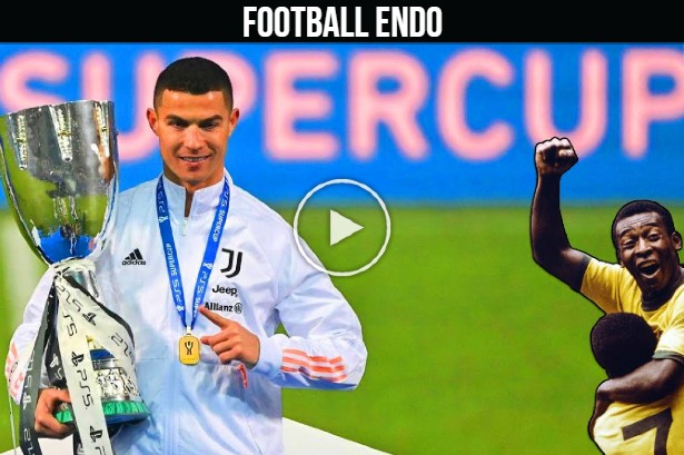 Video: 7 LEGENDARY Records Owned By Cristiano Ronaldo [778 Goals]