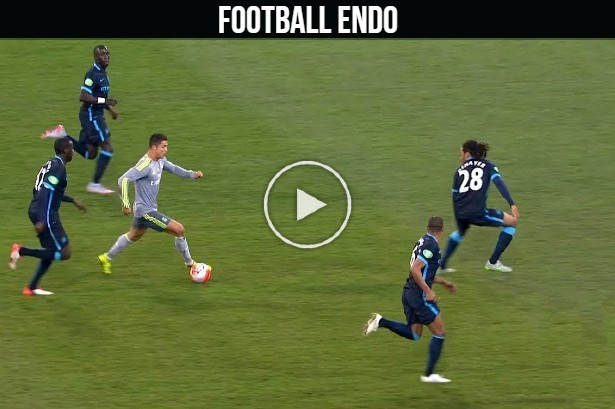 Video: 15 Solo Goals By Cristiano Ronaldo That Shocked The Whole World