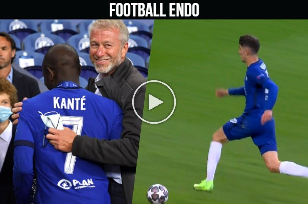 Video: Here's How Chelsea Won the Champions League 2021!