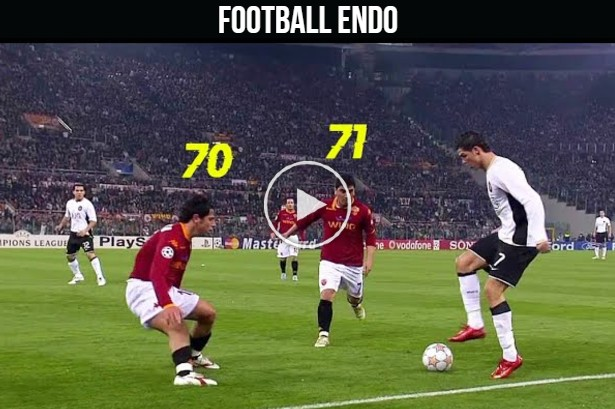 70+ Players Destroyed by Young Cristiano Ronaldo