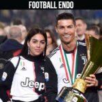 Cristiano Ronaldo's transfer decision is revealed by Georgina Rodriguez