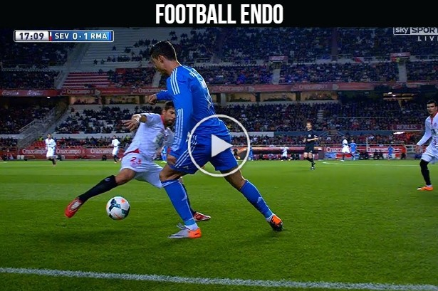 Video: When Cristiano Ronaldo Plays With The Minds Of Footballers