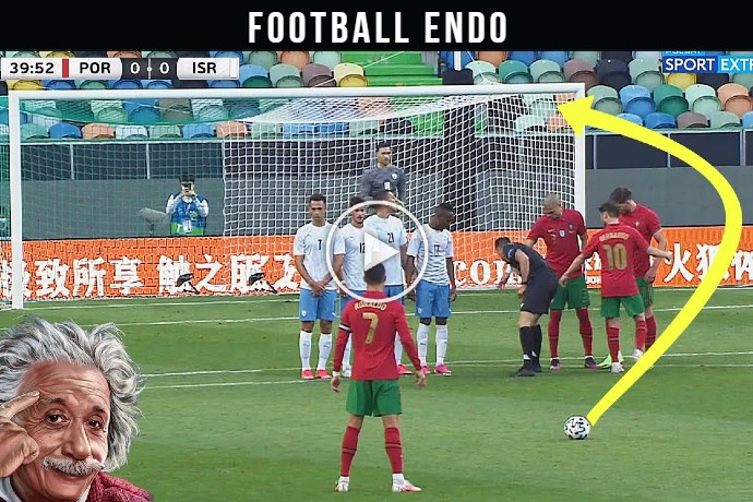 Video: 11 Impossible Things Cristiano Ronaldo Did with Portugal
