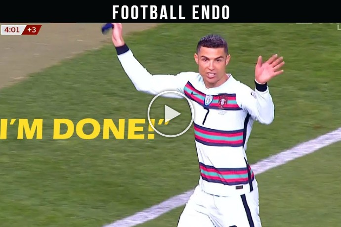 Video: Referees Hate Cristiano Ronaldo - RIDICULOUS Decisions Against Ronaldo