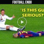 Video: Cristiano Ronaldo's Funniest Moments - Fails, Celebrations, Interviews