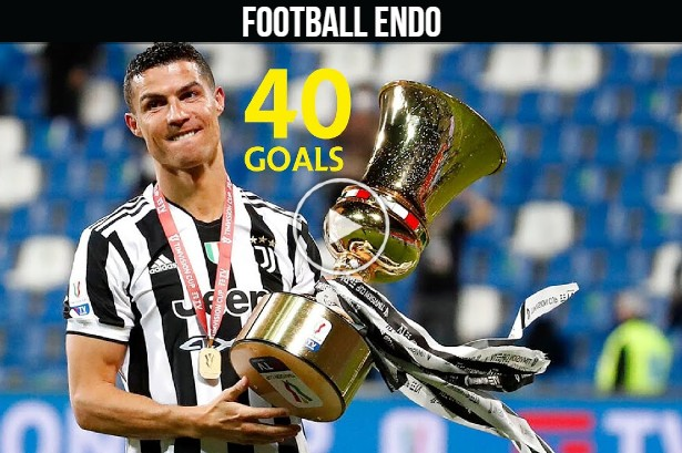 Video: Cristiano Ronaldo - All 40 Goals In 2020/2021 With English Commentary