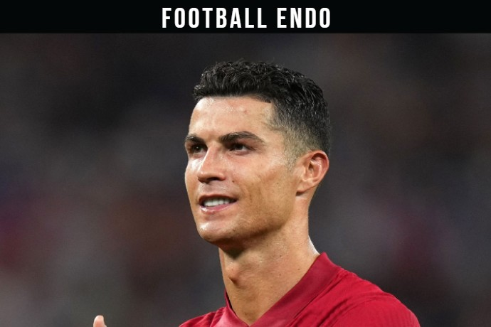 Cristiano Ronaldo becomes the all-time leading scorer in men's international football