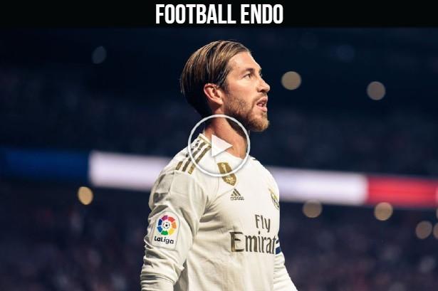Video: Sergio Ramos – THE END | 2005-2021
