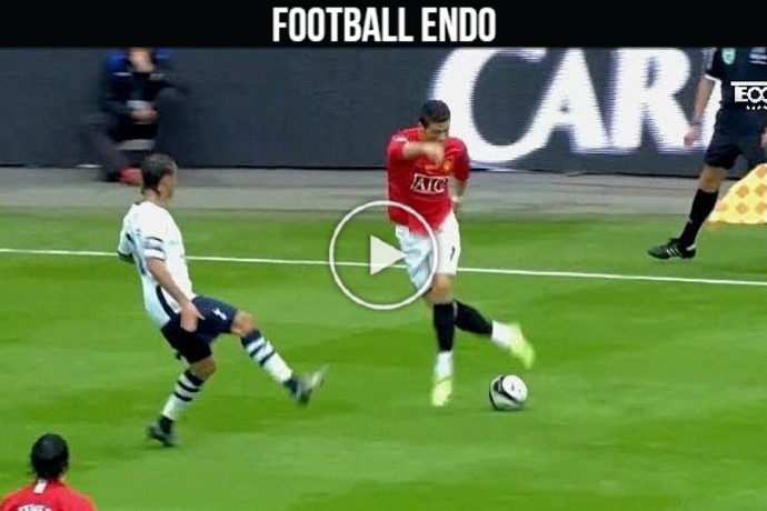 Video: He is The King of Football Tricks   GOAT