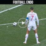 Video: Nine Times Cristiano Ronaldo Impressed The World