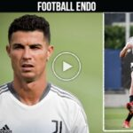 Video: Cristiano Ronaldo training with Juve after summer vacation 2021