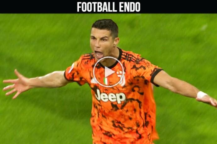Video: Seven Times Cristiano Ronaldo Single Handedly Saved Juventus