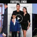 Video: Cristiano Ronaldo and Georgina Rodriguez opening hair transplant center CR7 in Madrid