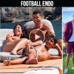 Video: Cristiano Ronaldo and CR7 Jr during summer vacation 2021