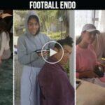 Video: Georgina Rodriguez caring for Cristiano Ronaldo Lovely moments