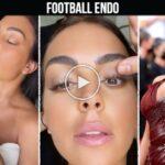 Video: Georgina Rodriguez Ronaldo makeup for 74 Cannes Film Festival 2021