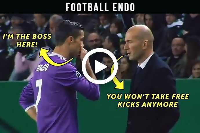 (Video) Watch Cristiano Ronaldo Moments That No One Expected