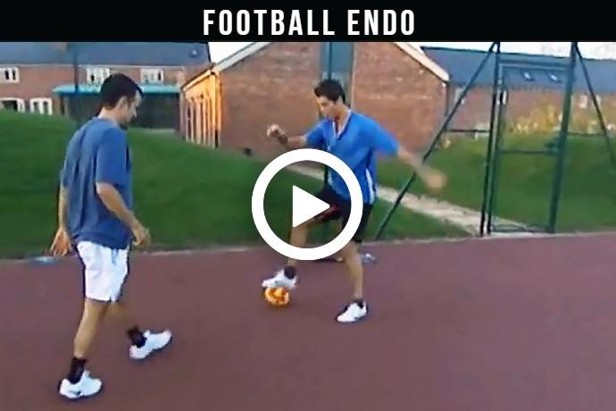 (Video) Watch Imagine If Cristiano Ronaldo Played Futsal