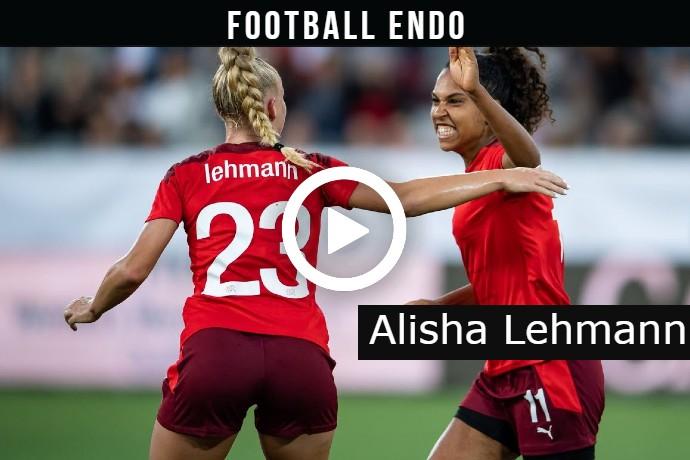 Video: Alisha Lehmann vs Lithuania ● Goal & Every Touch 17.09.2021   HD