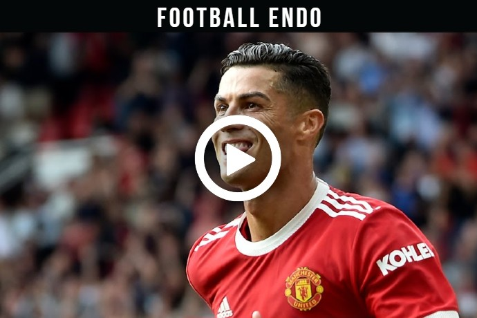 Video: Reaction after Cristiano Ronaldo scores twice on his Manchester United return