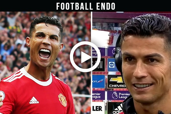 """Video: """"I expected one, but not two"""" 😆 