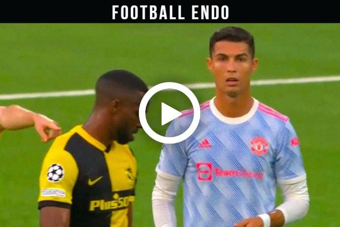 Video: Cristiano Ronaldo vs Young Boys (14/9/2021) HD 1080i