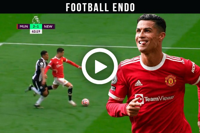 Video: This Was The Debut Of Cristiano Ronaldo With United
