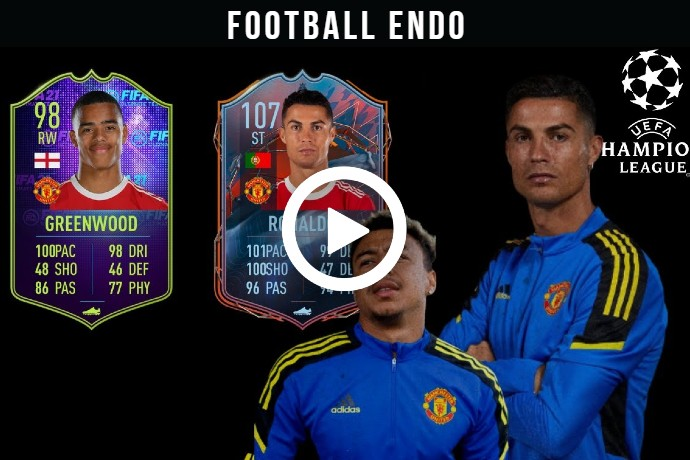 Video: Ronaldo and Man Utd squad against Young Boys in UCL