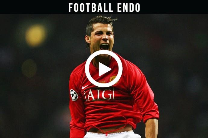 Video: Cristiano Ronaldo: 25 Manchester United Goals That Impressed The World