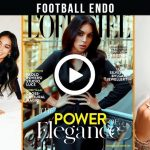 Video: Georgina Rodriguez Ronaldo to cover L'Officiel
