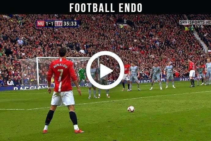 Video: LEGENDARY Moments By Cristiano Ronaldo